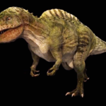 Acrocanthosaurus long claws