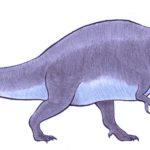Acrocanthosaurus smile