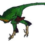 Buitreraptor prey scaled