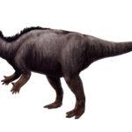 Camptosaurus left view