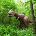 Carnotaurus in the wild