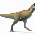 Carnotaurus standing