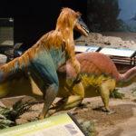 Deinonychus attack