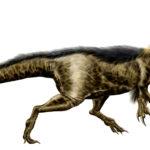 Dryptosaurus run