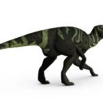 Edmontosaurus run