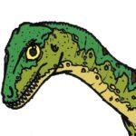 Eoraptor head