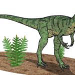 Eoraptor standing