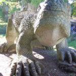 Hylaeosaurus big arms