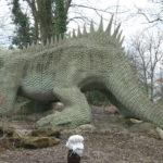 Hylaeosaurus huge tail