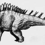 Kentrosaurus sketch