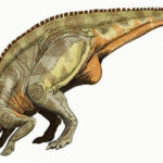 Lambeosaurus bend neck