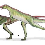 Lesothosaurus playing