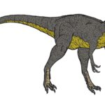Megalosaurus side view scaled