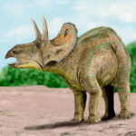 Nedoceratops wandering