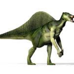Ouranosaurus standing