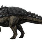 Polacanthus walking