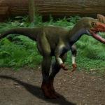 Proceratosaurus reconstruction