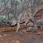 Psittacosaurus nursing