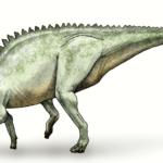 Saurolophus spikes