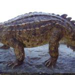 Scelidosaurus model