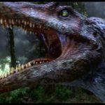 Spinosaurus head