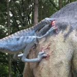 Troodon hunting