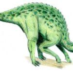 Tsintaosaurus bending