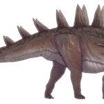Tuojiangosaurus walking