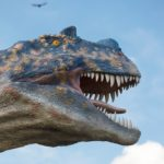ceratosaurus sharp teeth