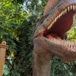 dilophosaurus teeth