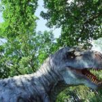 tyrannosaurus rex head