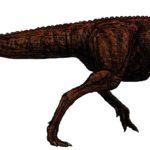 Indosuchus walking scaled