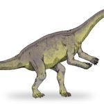 Lufengosaurus standing