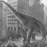 Pelorosaurus long neck