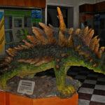 Struthiosaurus model